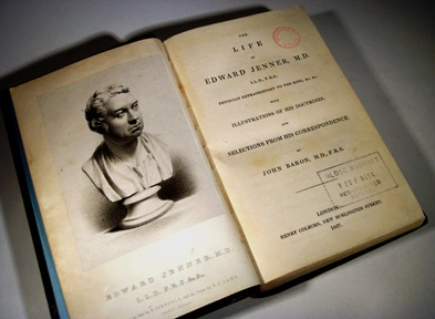 the life and works of edward jenner The life of edward jenner we believe this work is culturally important and have elected to bring the book back into print as part of our continuing.